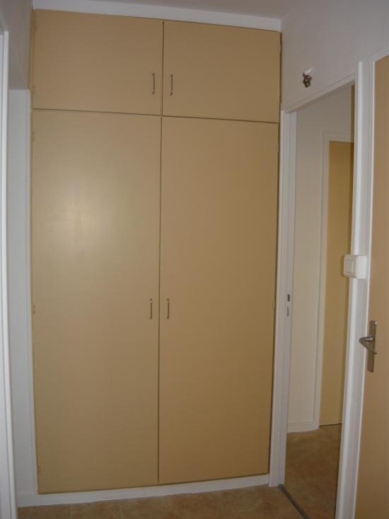 Dégagement accès chambres/sdb/wc - fin travaux