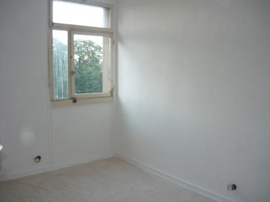 Lessivage et sous couche chambre 1