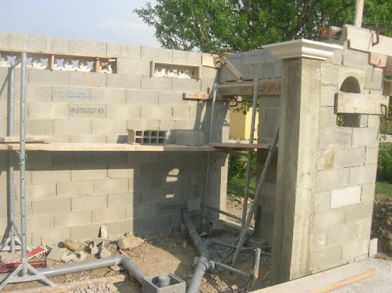 developpement pool house