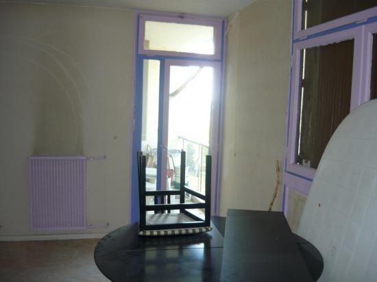 Tour d'horizon - séjour et accès terrasse