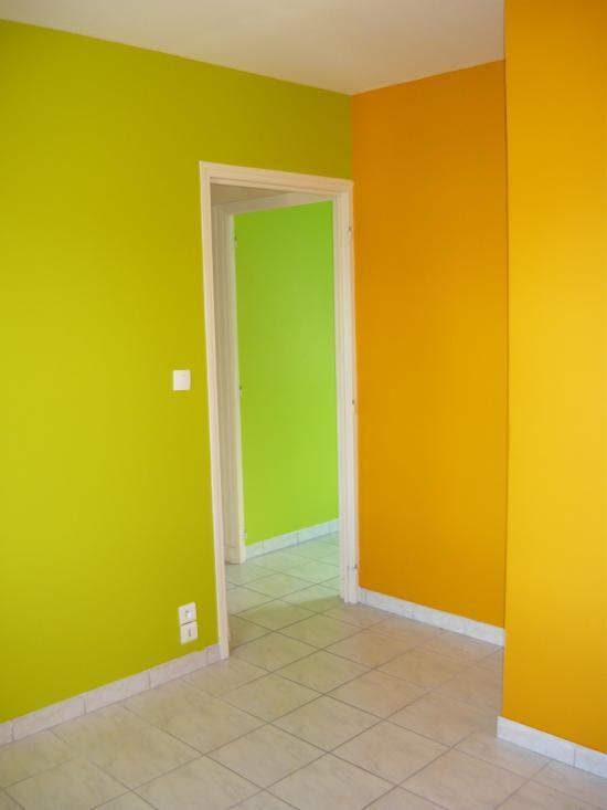 Peinture et sols  intérieur  chambres  ORANGE Page 2 2