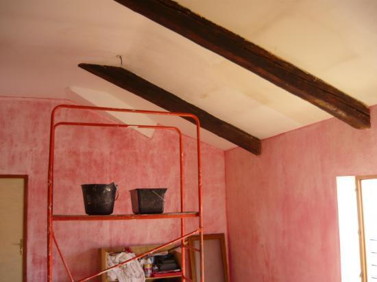 Lessivage murs et plafond