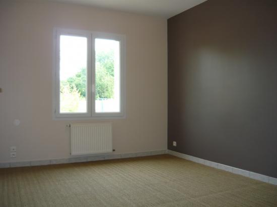 Peinture et sols int rieur chambres orange for Photos peinture chambre