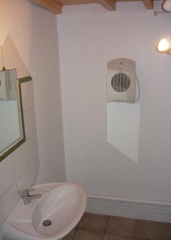 Application peinture blanche spéciale salle d'eau