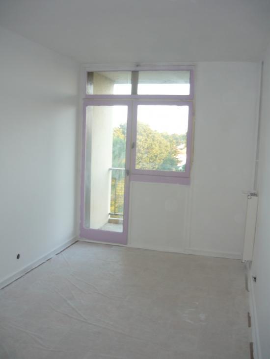 Lessivage et sous couche chambre 2