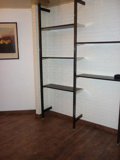 collage des plinthes et remise en place du mobilier