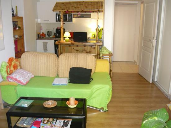 Rénovation appartement sol et peintures.. - ROQUEMAURE