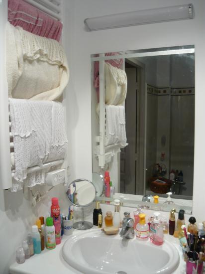Pose de faïence dans une salle de bain - ROQUEMAURE -