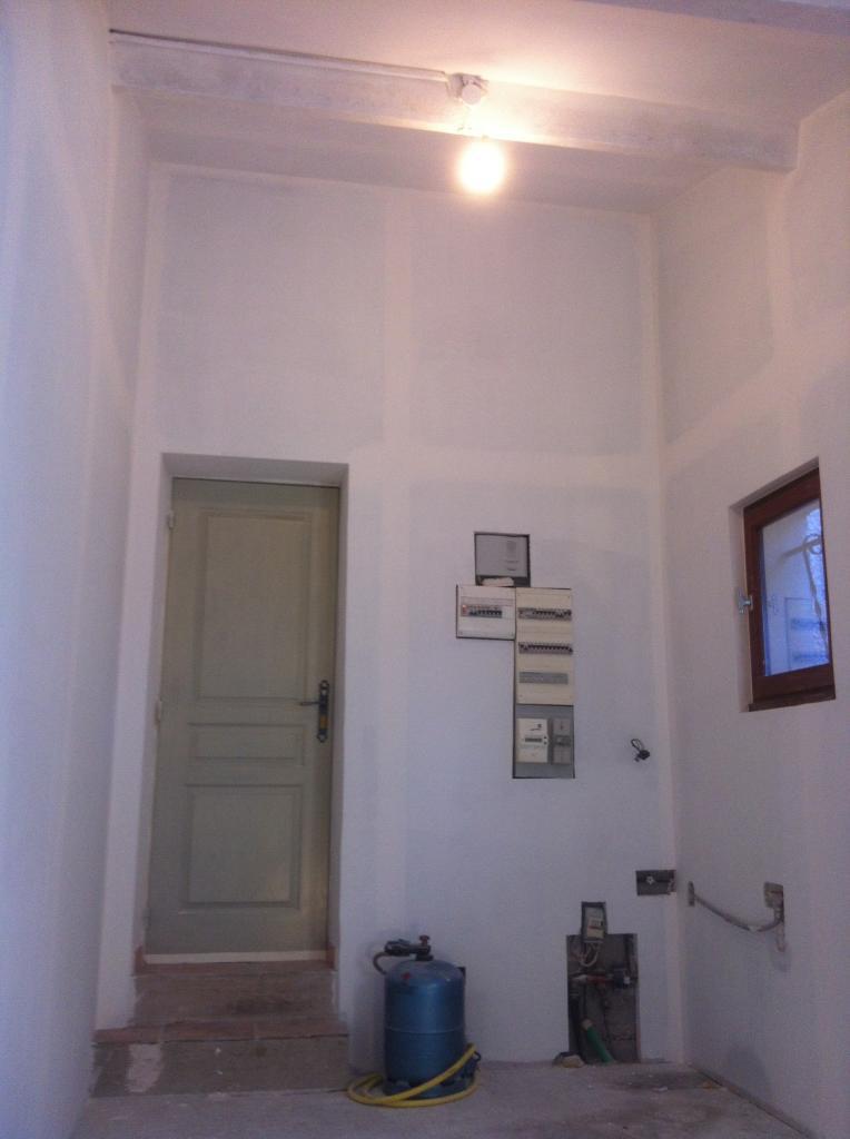 sous couche murs et plafond